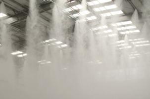 Impianto water mist