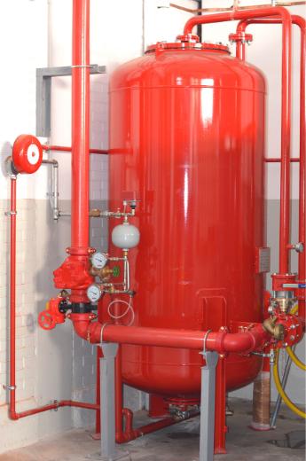impianti antincendio a schiuma